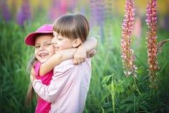 Concept d'amitié Image stock