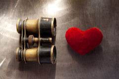 Concept d'amour. Images libres de droits