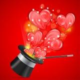 Concept d'amour illustration libre de droits