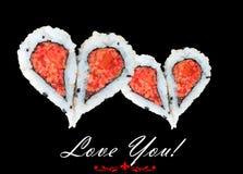 Concept d'amour Images stock