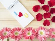 Concept 12 d'amour Image libre de droits