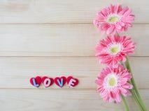 Concept 21 d'amour Image libre de droits