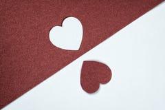 Concept d'amour de divorce Photographie stock libre de droits