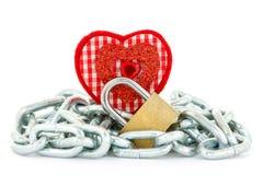 Concept d'amour et de passion Image libre de droits