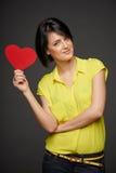 Concept d'amour et de relations Photos stock