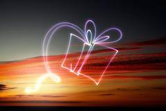 Concept d'amour et de romance Photographie stock