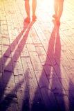 Concept d'amour et de voyage Image libre de droits