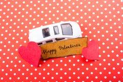 Concept d'amour pour la Saint-Valentin Image stock
