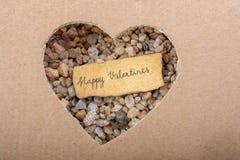 Concept d'amour pour la Saint-Valentin Photographie stock libre de droits