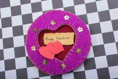 Concept d'amour pour la Saint-Valentin Images stock