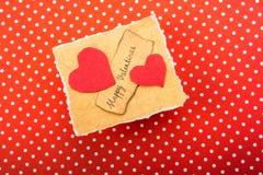 Concept d'amour pour la Saint-Valentin Photos stock