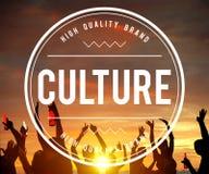Concept d'appartenance ethnique de croyance de douane de culture photos stock