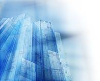 Concept d'Architecturall Image libre de droits