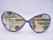Concept d'argent Image libre de droits
