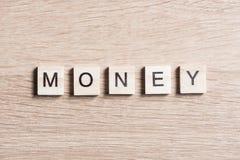 Concept d'argent d'affaires Photographie stock