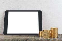 Concept d'argent de Digital Images stock
