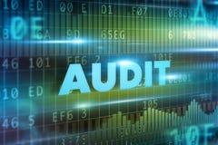 Concept d'audit Images libres de droits
