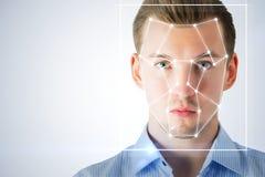 Concept d'authentification et d'information images libres de droits