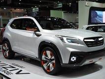 Concept d'avenir de Subaru Viziv Photographie stock libre de droits