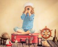 Concept d'aventure et de voyage Photo libre de droits