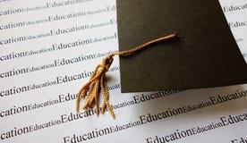 Concept d'éducation Image libre de droits