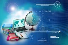 Concept d'éducation Image stock