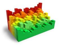 Concept d'efficacité énergétique illustration de vecteur