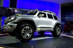 Concept d'Ener-G-force de Mercedes-Benz Photographie stock libre de droits