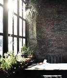 Concept d'entreprise de lieu de travail de lieu de travail d'espace de travail de salle de travail Photographie stock libre de droits