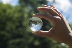 Concept d'environnement du monde Image stock