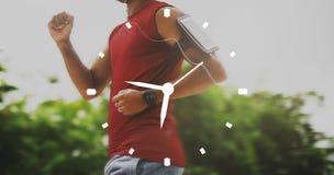 Concept d'heure de montre d'horloge de rendez-vous de temps Photographie stock libre de droits