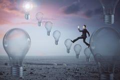 Concept d'idée et de croissance Image libre de droits