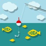 Concept d'idées de recherche Illustration Stock