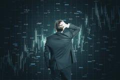 Concept d'investissement et de finances photographie stock