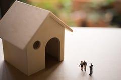 Concept d'investissement immobilier Photographie stock libre de droits