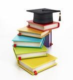 Concept d'obtention du diplôme Photos libres de droits