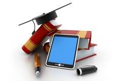 Concept d'obtention du diplôme Photo stock