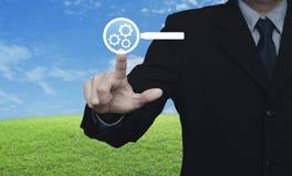 Concept d'optimisation de Search Engine Image stock