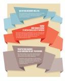 Concept 02 d'origami Photographie stock libre de droits