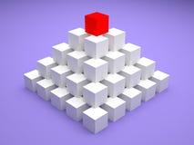 Concept d'une amorce Image stock
