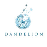 Concept dandelion. Vector. Illustration of concept dandelion. Vector Royalty Free Stock Photo