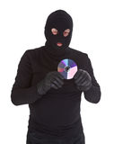 Concept of data thief Stock Image
