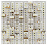 Concept de base de données Photo stock