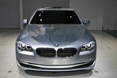Concept de BMW hybride d'Active de 5 séries Photo libre de droits