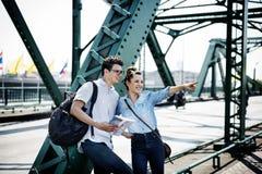 Concept de bonheur d'unité de datation d'amour de couples Image stock