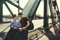 Concept de bonheur d'unité de datation d'amour de couples Photographie stock libre de droits