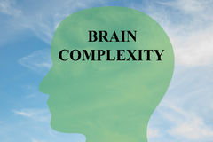 Concept de Brain Complexity illustration libre de droits