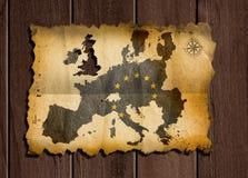 Concept de Brexit Photos libres de droits