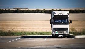 Concept de camion lourd photo libre de droits