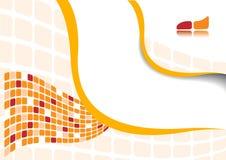 concept de carte de visite professionnelle de visite de corporation Image libre de droits